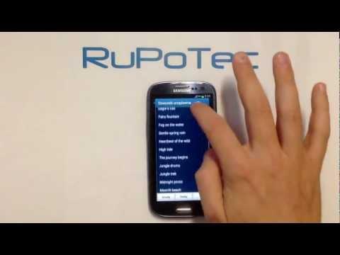 Ustawić własne dzwonki na nowy Samsung Galaxy S3 Android