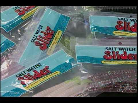 Slider Fishing Commercial
