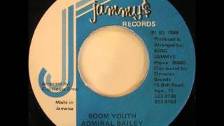 Admiral Bailey Boom Youth