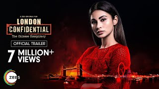 London Confidential Official Trailer | Mouni Roy, Purab Kohli | A ZEE5 Original Film