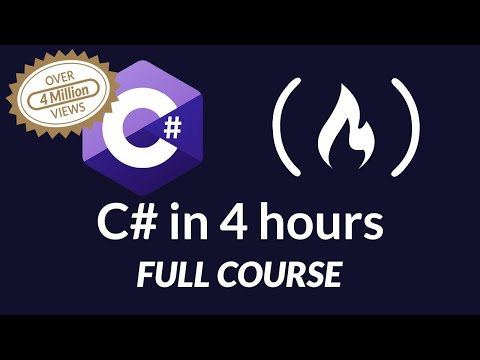 C# Tutorial - Full Course for Beginners