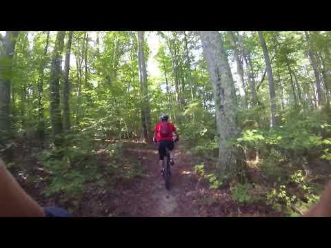 Mountain Biking Blue Heron (RF, KF) Greensboro NC