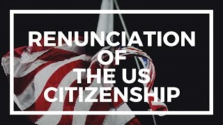 Americans renounce citizenship at record levels