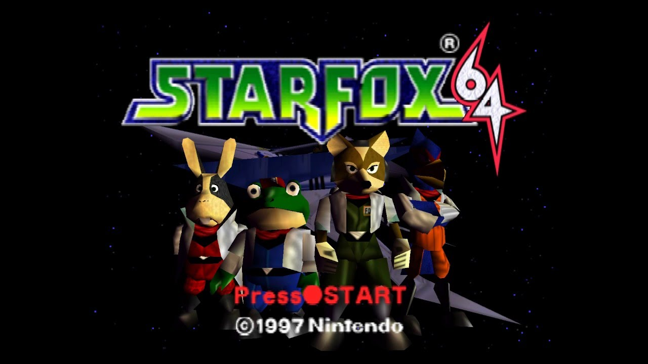 Image result for star fox 64