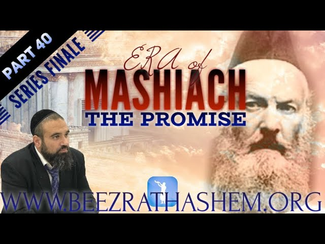 ERA OF MASHIACH