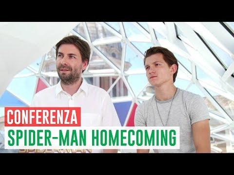 Spider-Man: Homecoming - Tom Holland e Jon...