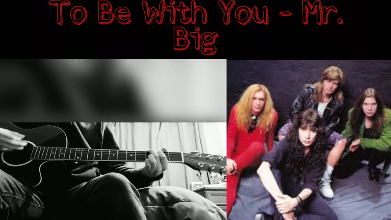 Download To Be With You - Mr. Big /Gonzlez\