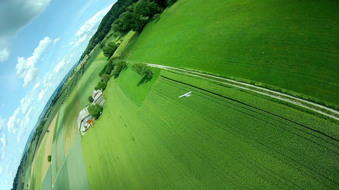 FPV Chasing Plane фотки