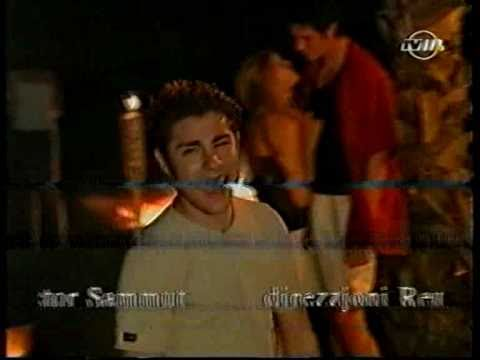 Fabrizio Faniello - Another Summer Night - Malta Promo Music Video - ESC 2001