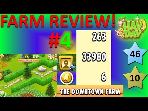 hay-day---farm-review-#4!-use-of-decorations!