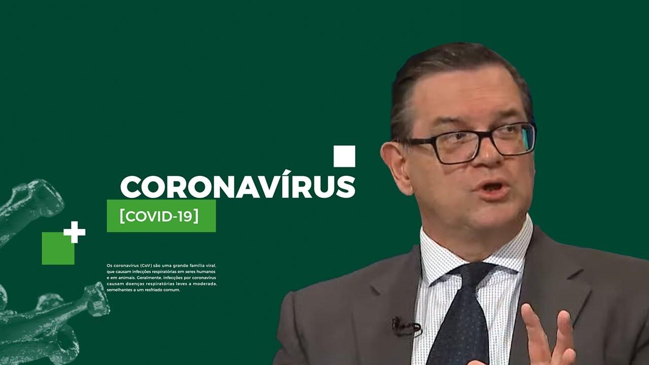 Últimas Notícias | Coronavírus (COVID-19) 07/04/20 [CC]