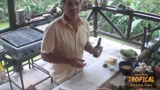 Costa Rica Cooking - Pico De Gallo W/ Pineapple