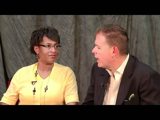 Digital Lounge: Felicia Hopkins and Jerry Herships
