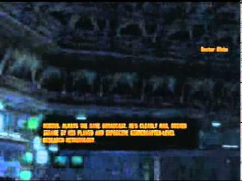 Fallout New Vegas Old World Blues DLC Walkthrough/Achievements Part 2 |