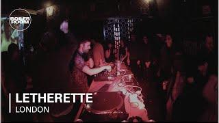 Letherette Boiler Room London DJ Set