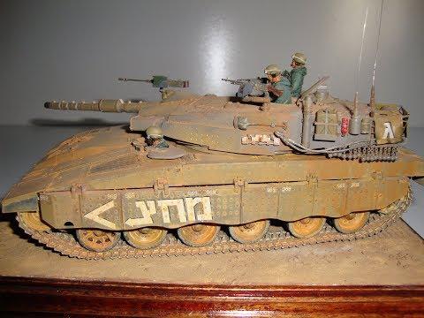 Merkava Mk.III  Academy 1/35