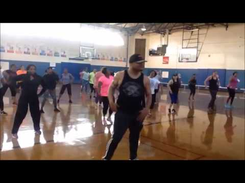That's What I Like by Bruno Mars Hip Hop Zumba Routine 2017