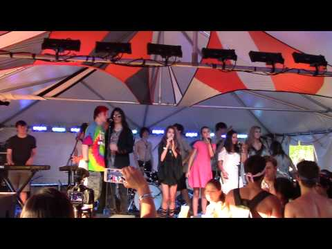 School of Rock ALL STARS Team 5 - Bohemian Rhapsody at Gathering of The Vibes