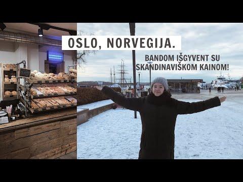 NORVEGIJA: OSLO. bandom išgyvent su skandinaviškom kainom! | Simona C