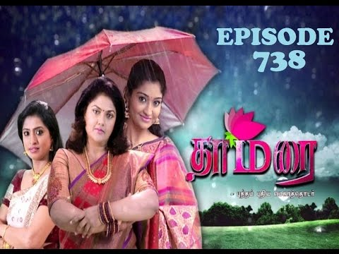 Thamarai - Episode 738 - 18/04/2017