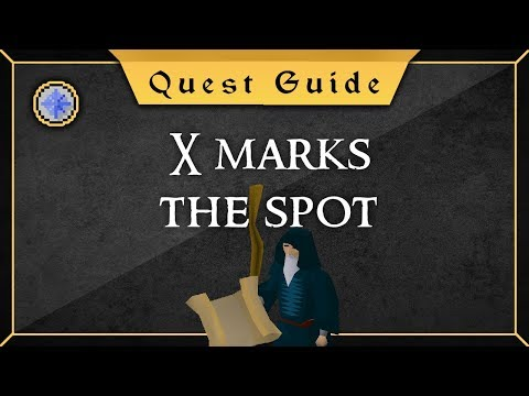 [Quest Guide] X marks the spot
