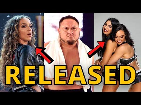 WWE Releases Multiple Talents Including Samoa Joe, Billie Kay, Peyton Royce & More    WWE News