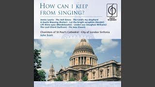 How can I keep from singing? (soloist Connor Burrowes)