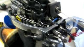 2005 Yamaha 6 hp 4 stroke