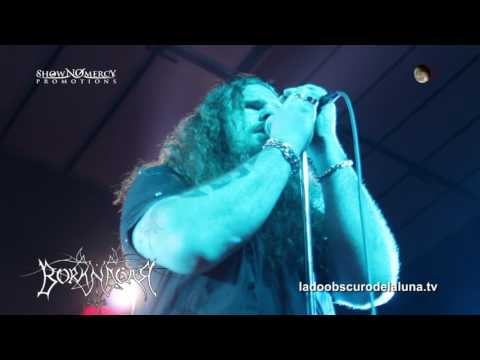 Borknagar The Rhymes of the Mountain en C3 Stage