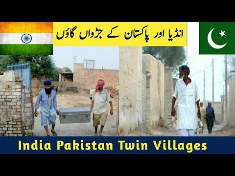 Twin Villages at Pak India Border || Bahawal Nagar || Ganga Nagar || Rajisthan Border