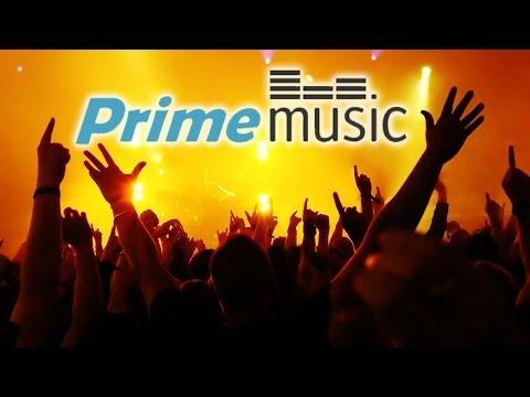 Amazon Announces Prime Music