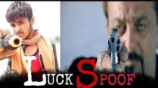 SANJAY DUTT WINS THE GAME | LUCK MOVIE SPOOF || SACHIN SHAKYA