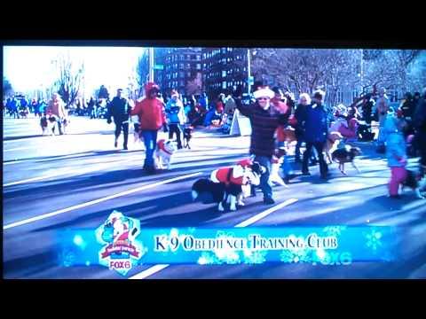 Milwaukee Wisconsin 2013 Holiday Parade