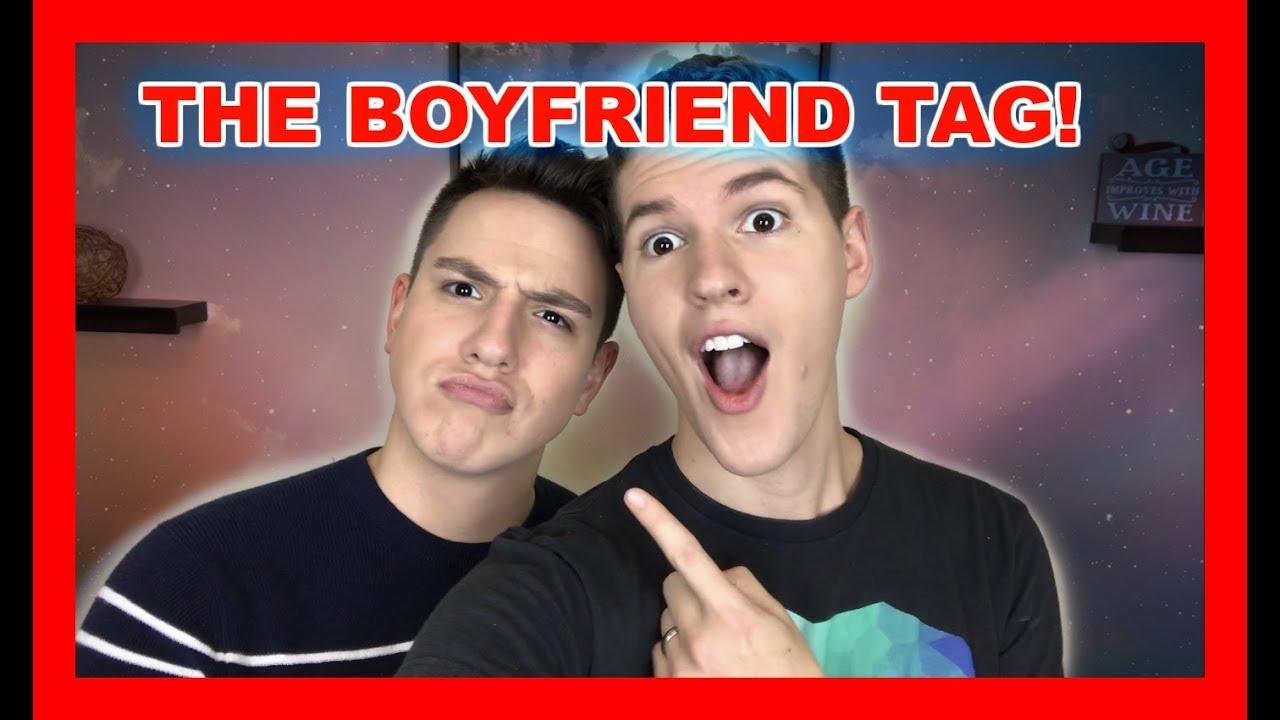 The Gay Boyfriend Tag - National Boyfriend Day