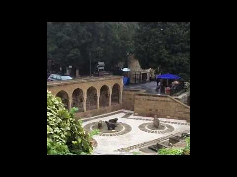 BAKU OLD City - One Rainy Day