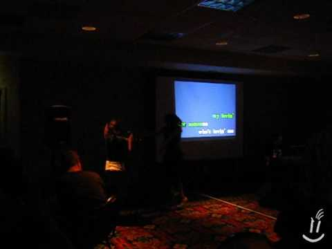 "DEFCON Karaoke - ""I Will Survive"""