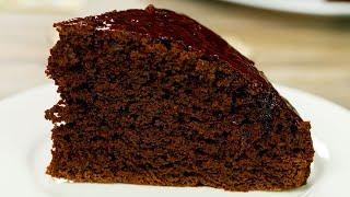 Без лишних затрат! Прекрасный шоколадный кекс для семейных чаепитий и праздников. | Appetitno.TV