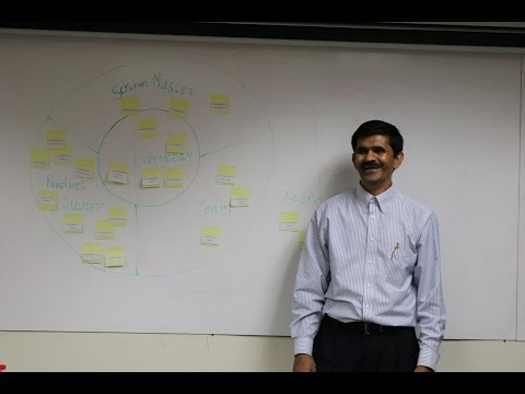 TrinityTG Lunch & Learn - Agile Interactive Activity: Scrum Roles