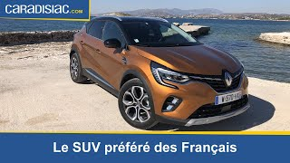 Essai - Renault Captur 2 : le champion d'Europe