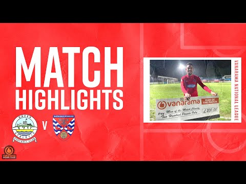 Dover Ath. Dagenham & Red. Goals And Highlights