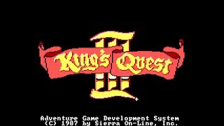 King's Quest 3: Part 1/7: Intro