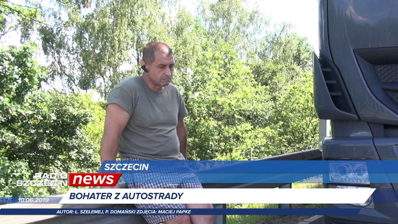 Radio Szczecin News 10.06.2019