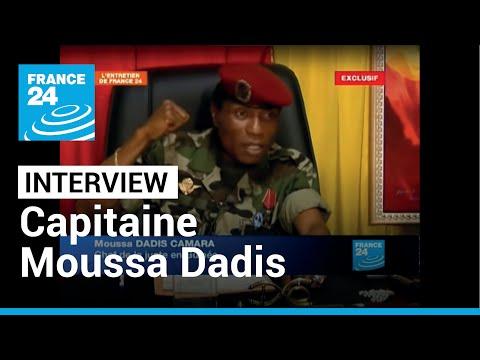 Interview De Moussa Dadis Camara