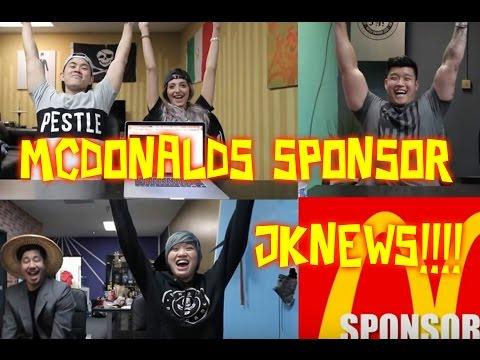 @McDonalds PLEASE SPONSOR JUSTKIDDINGNEWS!!!!!!!!!!!!