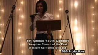 ACOE 1st Annual Youth Concert 2007 Aha Etha
