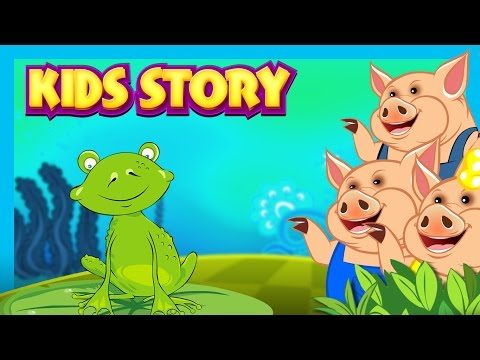 Kids Story - English Story Compilation For Kids || Kids Story Telling In English