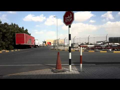 Sharjah Airport - Time lapse