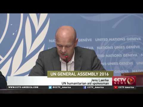UN suspends further aid to Syria following convoy attack