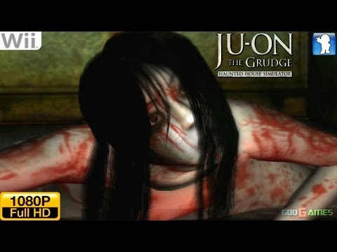 ju-on: the grudge (video game)