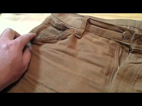 Round house vs Carhartt jeans table top